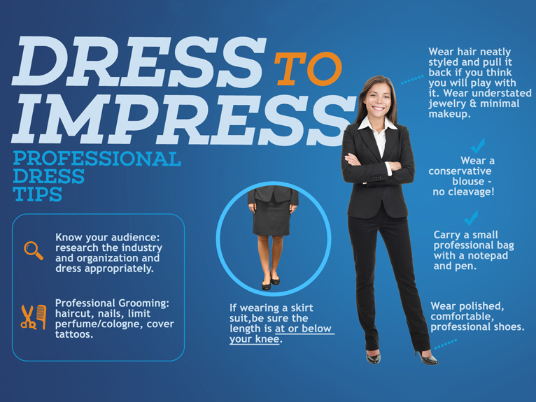 Image of Professional Dress Tips for Women