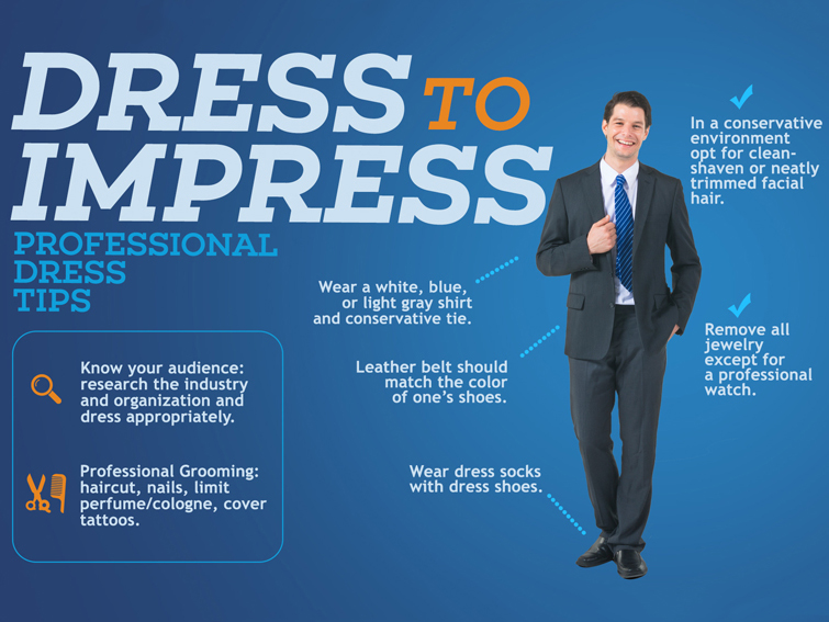 Image of Professional Dress Tips for Men